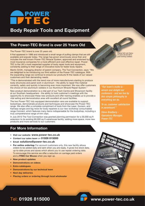 Power-TEC Catalogue