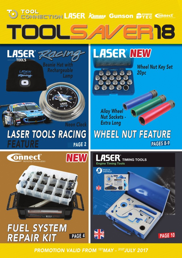 Laser 6912 Engine Timing Chain Tool Kit