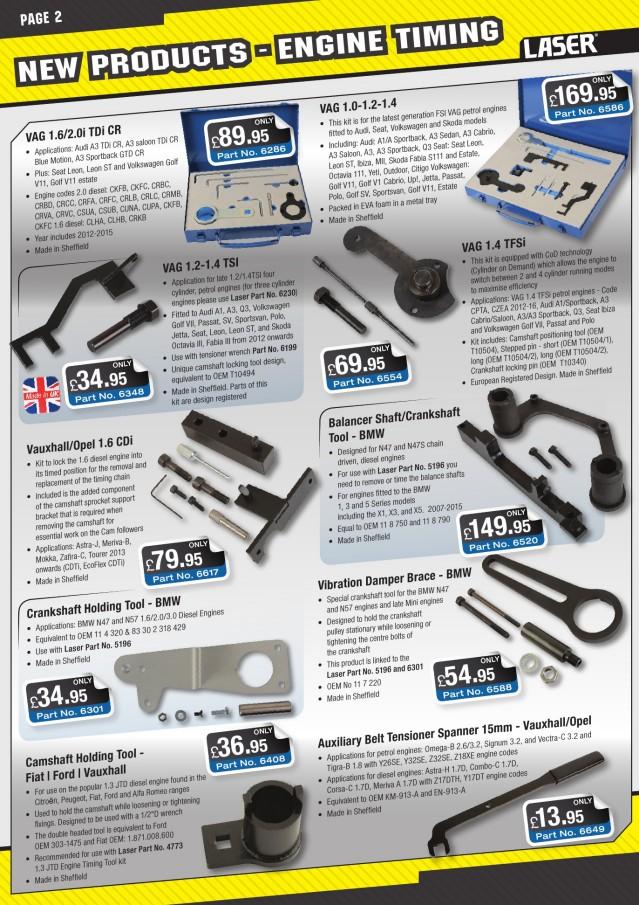 6538 Hex Bit 6mm x 300mm 3//8 D Laser